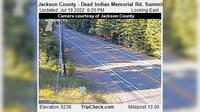 Climax: Jackson County - Dead Indian Memorial Rd. Summit - Aktuell