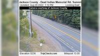 Climax: Jackson County - Dead Indian Memorial Rd. Summit - Dagtid