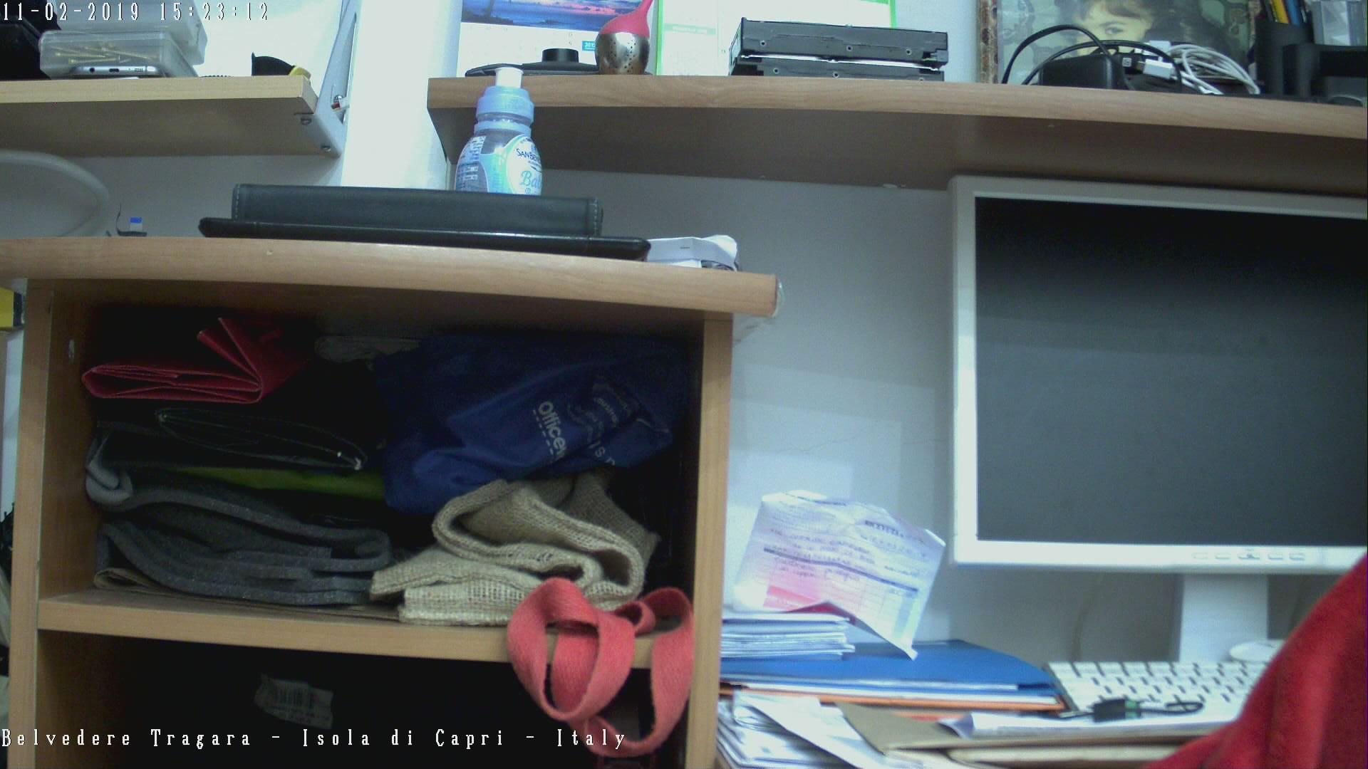 Webcam Isola di Capri › South-West