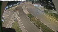 Ostermalms stadsdelsomrade: Tpl Ropsten (Kameran är placerad på väg  Lidingövägen i höjd med Ropsten och är riktad mot Lidingö) - Aktuell