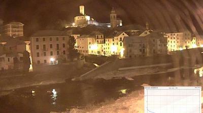 Webcam Campo Ligure › South: Castello Di Campo Ligure − C