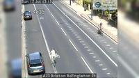 London: A Brixton Rd/Ingleton St - Overdag
