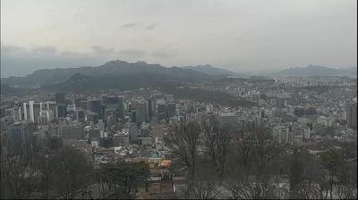 Webcam Seoul: N Seoul Tower