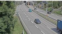 Vastra Goteborg: Gnist�ngstunneln norrut - Overdag