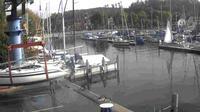 Unteruhldingen: Sportboothafen Unteruhldingen - El día