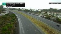 Foothill Ranch > North: NB  MAINLINE M S/O ALTON PKWY OC - Actuales