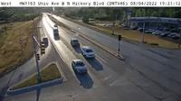 Pleasant Hill: DM - IA -University Ave @ Hickory () - Actuales