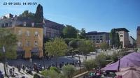 City: Iwalewahaus, Universität Bayreuth - Bayreuth Opernhaus - Dia