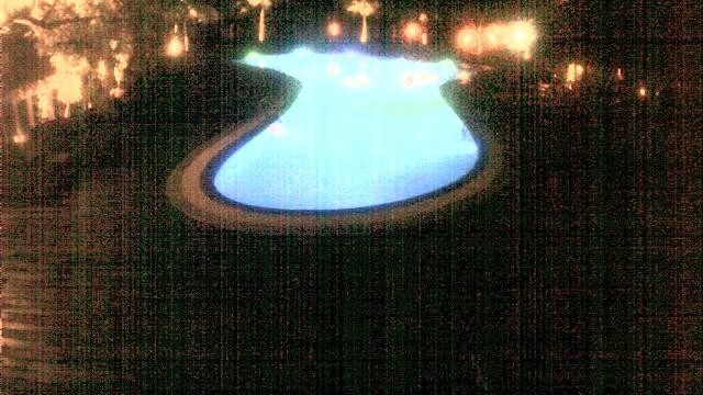 Webcam Naifaru: Kuredu Island − Webcam at the pool