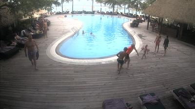 Daylight webcam view from Naifaru: Kuredu Island Resort & Spa