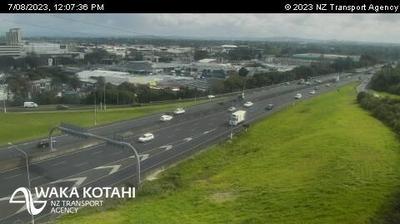 Tageslicht webcam ansicht von Auckland: S5 Redoubt Road