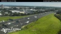 Auckland: S Redoubt Road - El día