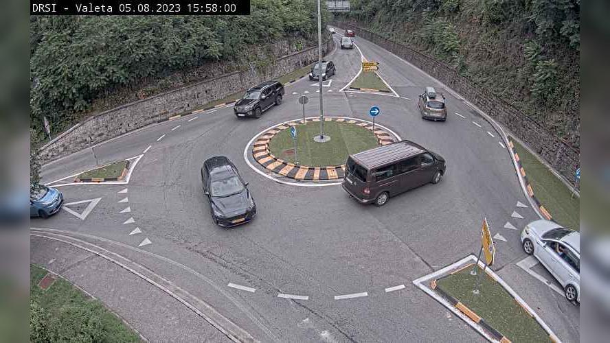 Webkamera Portorož: G2-111, Valeta − Sečovlje, Valeta