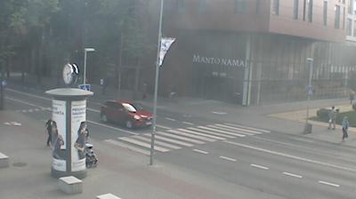 Webcam Klaipėda: H. Manto g