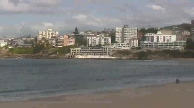 Webcam Bondi: North