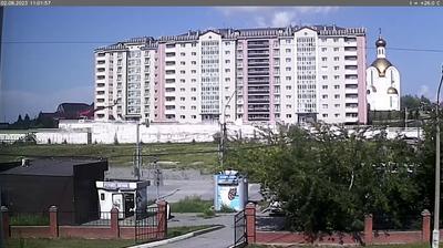 Thumbnail of Achinsk webcam at 9:08, May 18