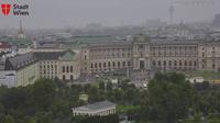 Innere Stadt: Bundeskanzleramt - El día