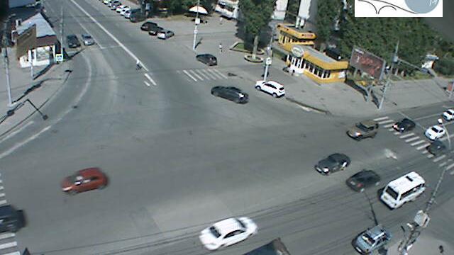 Webcam Yurish: Tchernishevskogo − 2 Sadovaya