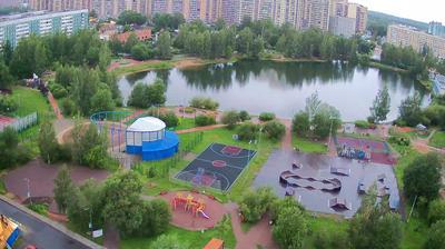 Муринское городское поселение: Девяткинское озеро