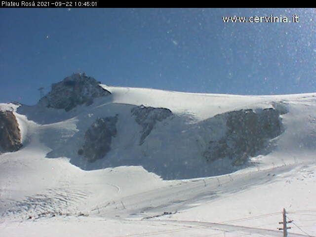 Ayas: Zermatt, Plateau Rosa