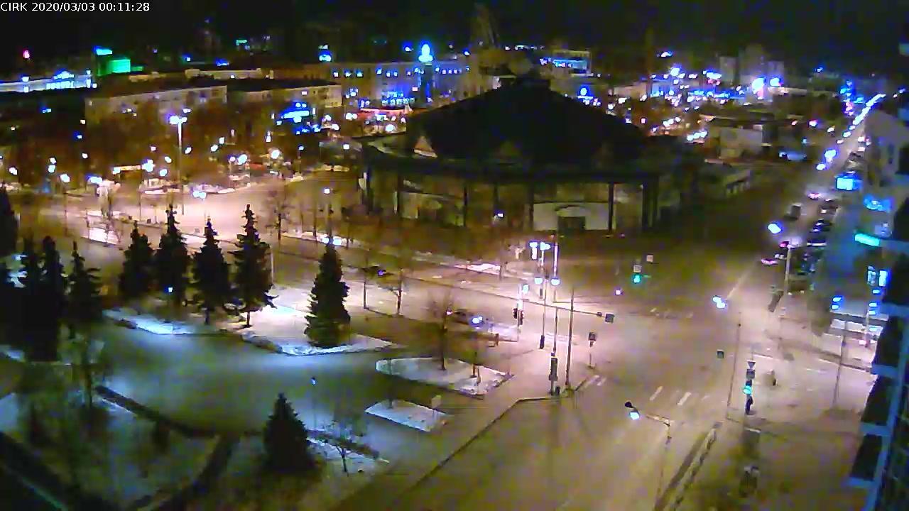Webkamera Tyumen: Цирк
