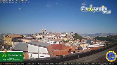 Thumbnail of Ariano Irpino-Martiri webcam at 12:12, Oct 23