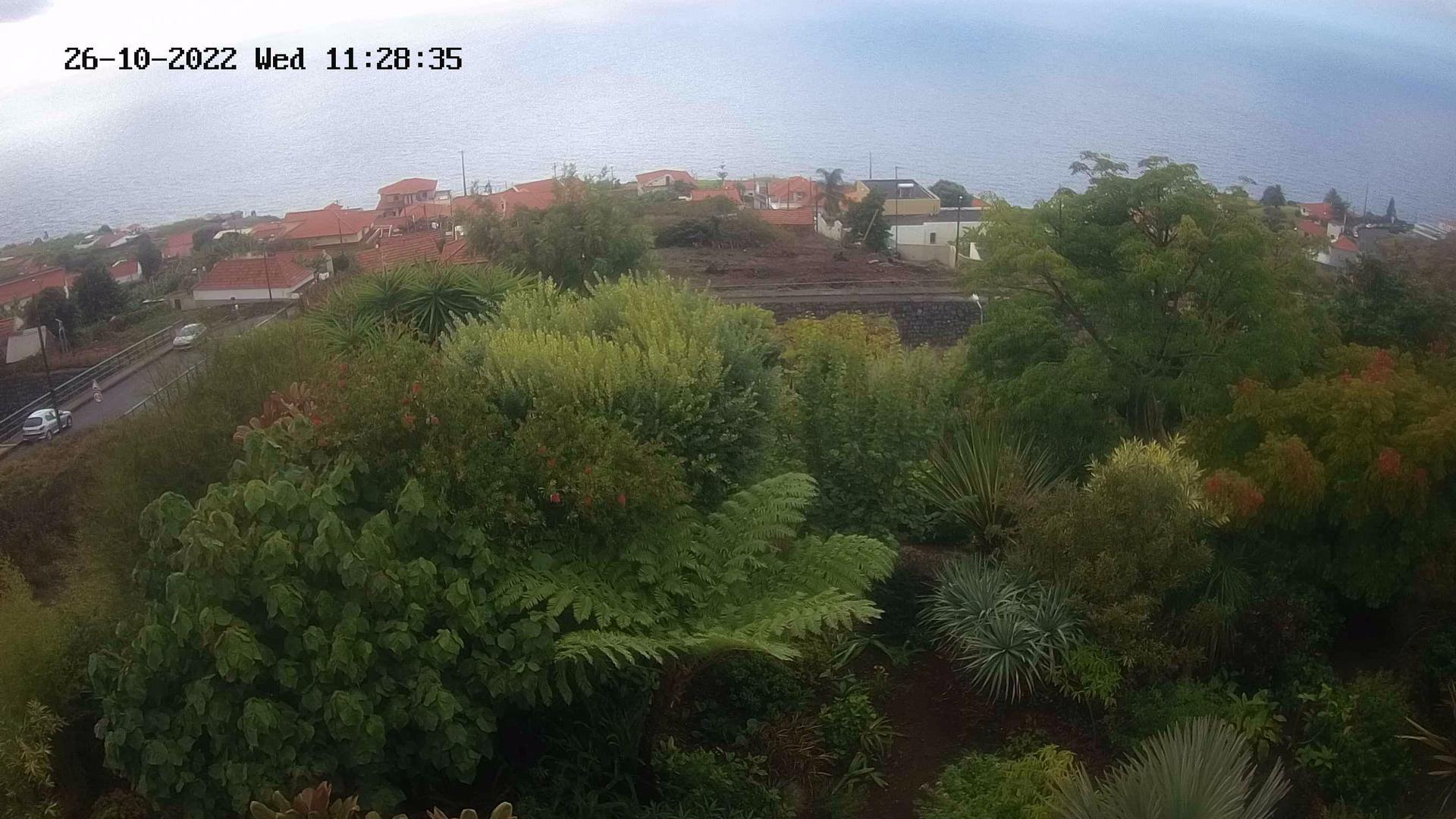 Webkamera Estreito da Calheta