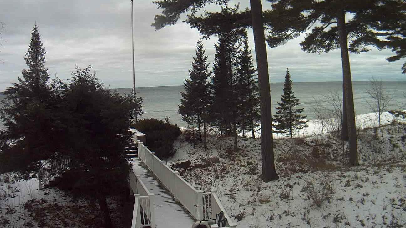Webcam Harbor Springs › South-West: Lake Michigan
