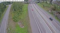 Viksater: Moraberg s�dra (Kameran �r placerad p� E/E S�dert�ljev�gen i h�jd med trafikplats Moraberg och �r riktad mot Stockholm) - Dagtid