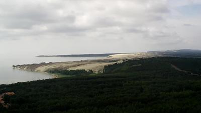 Webcam Nida › South: Ice Dunes hand made ice-cream (Gelat
