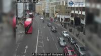 City of London: A North of Holywell Ln - Actuelle