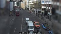 City of London: A North of Holywell Ln - Recent