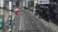 City of London: A North of Holywell Ln - Jour