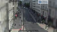 London: Kingsway/High Holborn - Recent