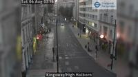 London: Kingsway/High Holborn - Actuelle