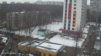 Moscow > North-West: Yartsevskaya Ulitsa - Overdag