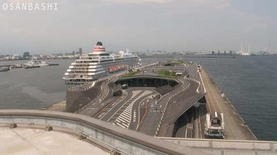 Thumbnail of Yokohama webcam at 3:03, Mar 8