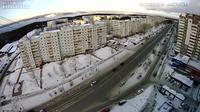 Ust-Ilimsk: Prospekt Mira - Overdag
