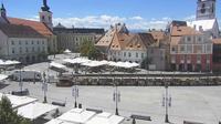 Historic Center: Primaria Sibiu - Day time