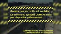 Etobicoke: Highway  near Carlingview Drive - Actual