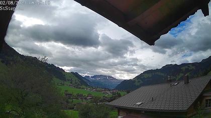 St. Stephan: Chalet/Ferienhaus Hof Semiramis, Berner Oberland, Lenk-Simmental