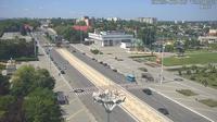 Tiraspol: Остановка Площадь Суворова - Day time