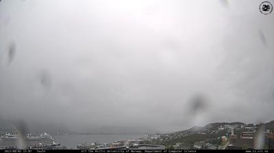 Tageslicht webcam ansicht von Tromsø › South: Institutt for Informatikk, Universitetet