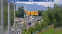 Zalog: A/E/E, Ljubljana - Koper, priklju?ek Postojna - Overdag