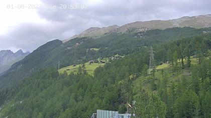 Ried: Air Zermatt - Heliport