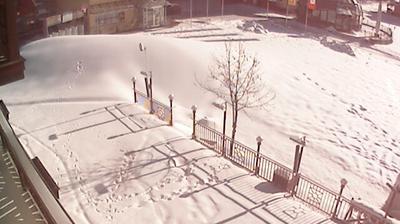 Webcam Kleinarl: Talstation Bergbahnen − Hotel Zirbenhof