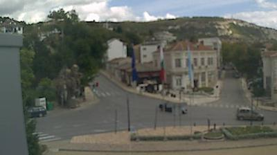 Vista de cámara web de luz diurna desde Baltchik: Balchik