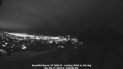 Webcam The Hills Subdivisions: Bountiful (SW)