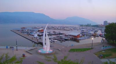 Vignette de Kelowna College webcam à 9:58, janv. 24