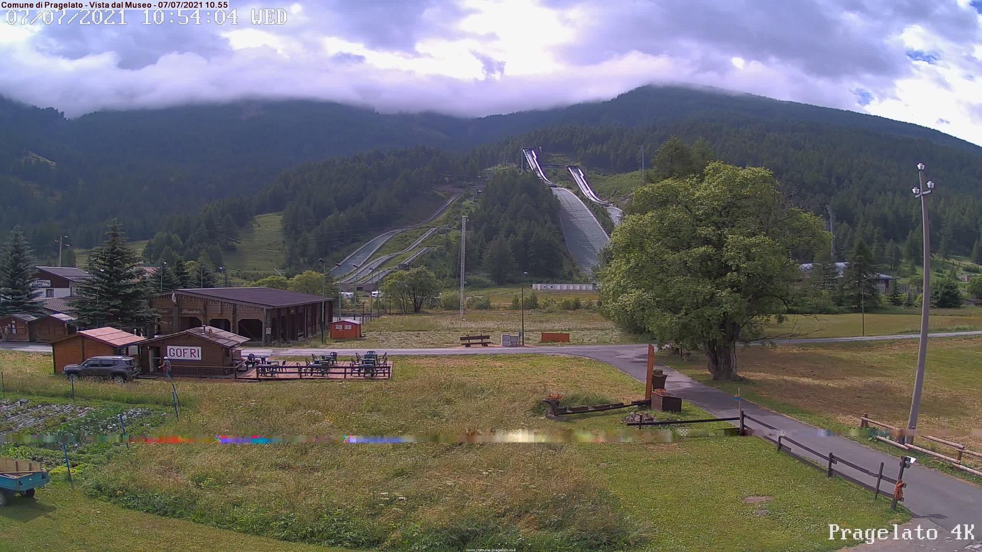 Webcam Pragelato